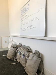 PAB'S Packs backpacks for teens in the hospital